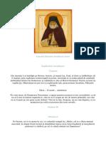 Paraclisul Sf Serafim de Sarov
