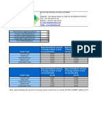 energy consumption calculation.xls