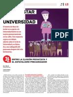 ortega La Universidad Situascion