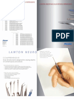 Lawton Neuro Micro Bypass Set