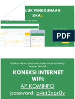 Manual Book SIKAp Banten 2018