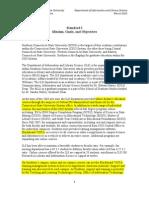 ALA Program Presentation Standards 2010