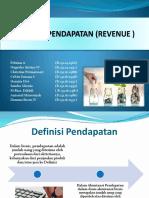 Ppt Konsep Pendapatan (Revenue )
