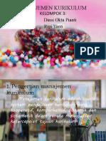 Ppt Manajemen Kurikulum - Copy