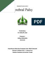74653007 CASE Cerebral Palsy