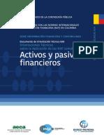 Documento 08. Orientaciones Técnicas NIIF Completas Activos y Pasivos Financieros