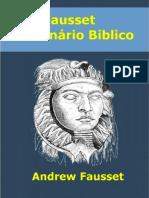 Dicionário Da Bíblia Fausset.