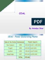 Coal Sampling Procedure