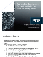 Business Case Development for Credit and Debit Card Fraud Re-­‐Scoring Models by Kurt Gutzmann.pdf