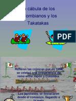 A Los Remeros Colombianos