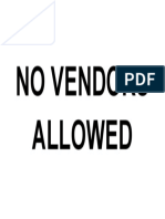 NO VENDORS ALLOWED.docx