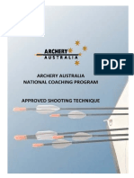 Approved Shooting Technique V5 May 2015
