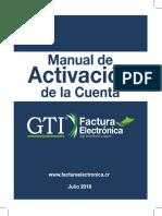 Manual Act i Vaci on Cuenta