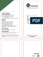 TT-BA07 User Manual