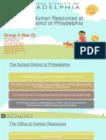 HR at Philadelphia