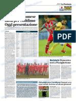 La Provincia Di Cremona 09-01-2019 - Serie B