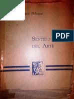 Hebequer, Guillermo Facio. El Sentido Social Del Arte 1936 La Vanguardia