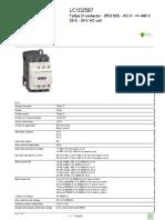 Motor Starter Components Finder_LC1D25B7