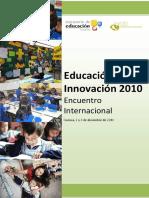 Lecturas 1 y 2. Educación e Innovación