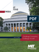 Mit Emba Class of 2021
