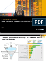 SAP Leonardo for Industries