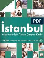 Istanbul yabancilar icin Turkce kitabi b1 Wb.pdf