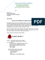Proposal Kerja Sama Asuransi