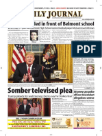 San Mateo Daily Journal 01-09-19 Edition