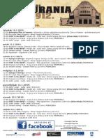 Kino Urania [10.-16.1.2019.] [program]