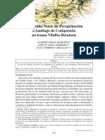 107 188 Camino Norte Xacobeo Vilalba Betanzos Erias Veiga Sobrino Anuario Brigantino 2017 Alta