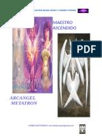 46. El Maestro Ascendido Arcangel Metratron