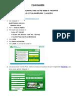 Langkah-langkah Masuk Ke Website BPJS Ketenagakerjaan.2016