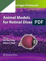 Animal Model in Retina