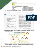 Práctica Sobre La Lengua Oral y La Lengua Escrita 4º ESO