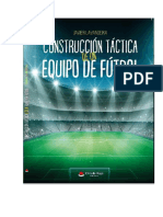 Dosier Construccion Tactica Equipo Futbol
