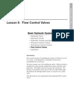 8- Flow Control Valves