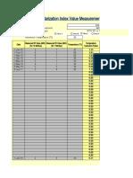 (8) Polarization Index Value Measurement (1.1.17)