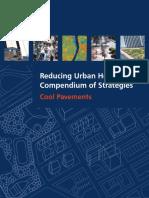 Reducing Urban Heat Islands Ch 5