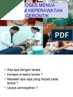 Kep. Gerontik Mx. Yg Sering Pada Lansia