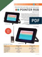 Reflectores RGB