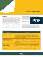 Trust in Cyberspace - ISC