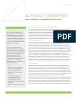 Mobility redefined - Juniper
