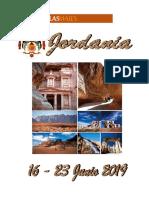 JORDANIA viaje junio 2019
