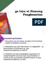 2. Mga Isyu at Hamong Pangkasarian_FINAL2.ppt