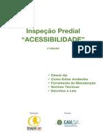 Inspeção Predial Acessibilidade