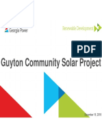 Georgia Power community solar presentation 12.18.18