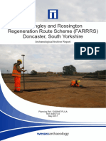 Finningley and Rossington Regeneration Route Scheme (FARRRS), Doncaster, South Yorkshire