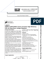 CI SMD - Multiplexador Analógico Protegido Por Falha - ADG508F