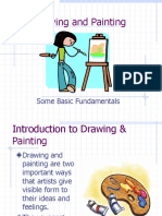Drawing, Painting, And 2-D Art