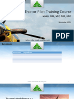 At 402 502 504 602 Pilot Training Course